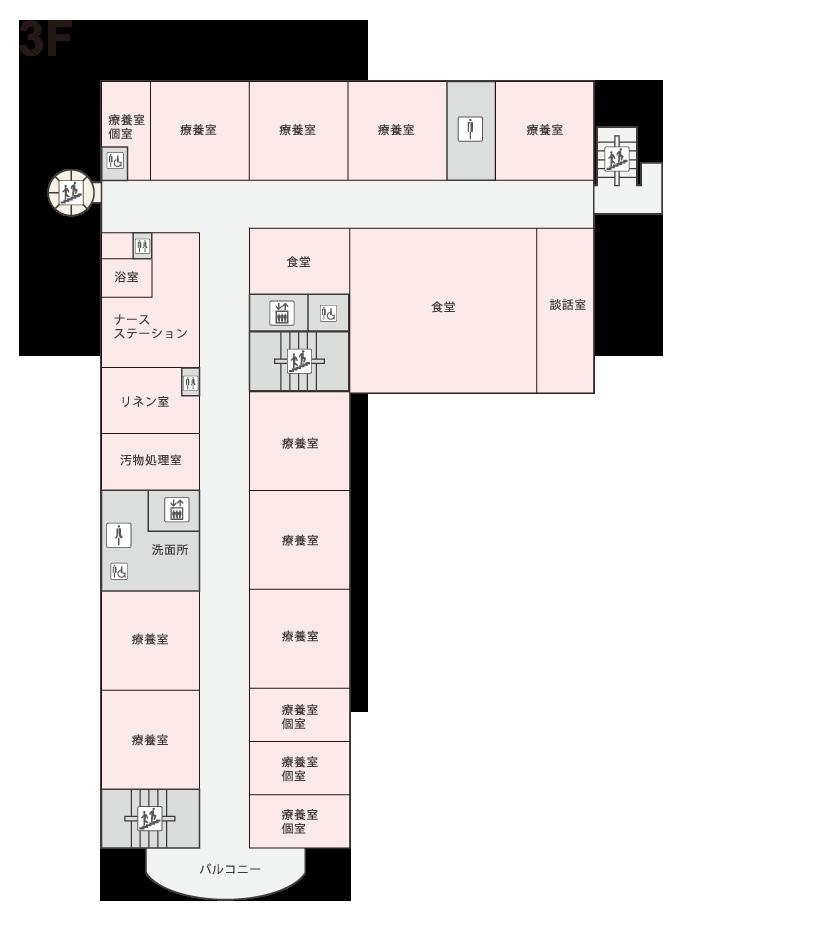 なごみ3階