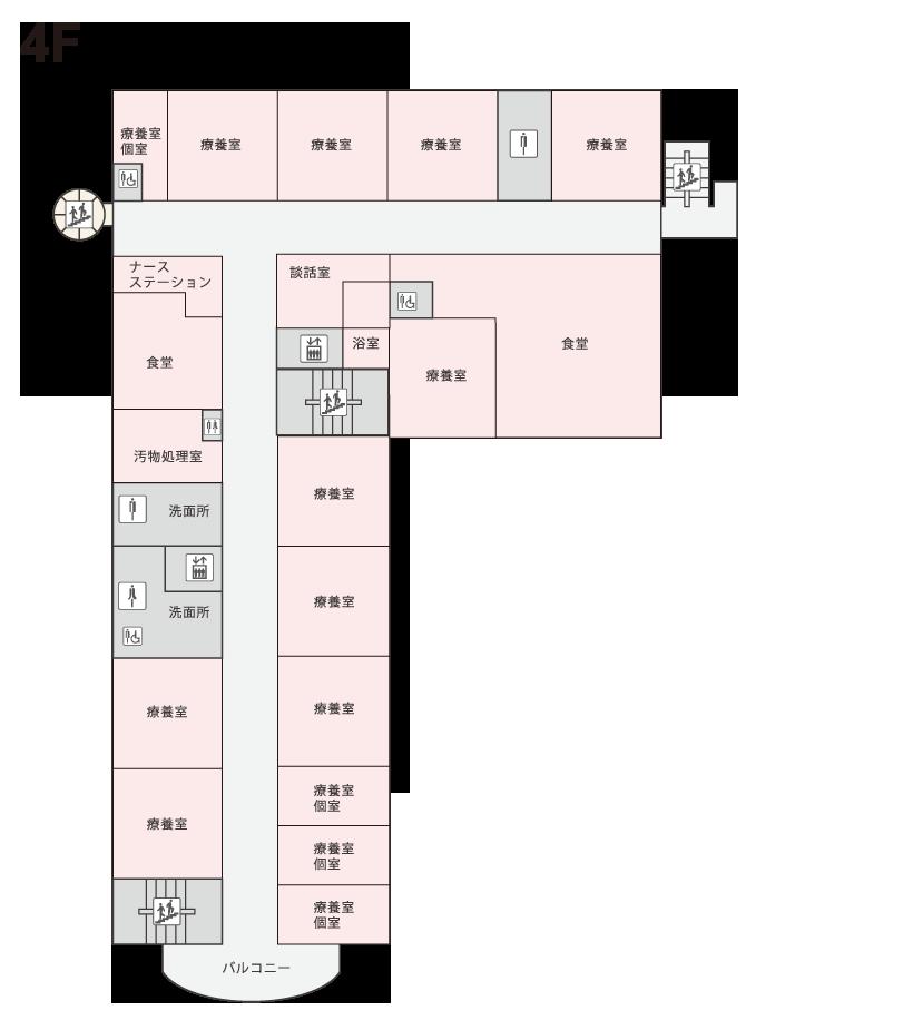なごみ4階
