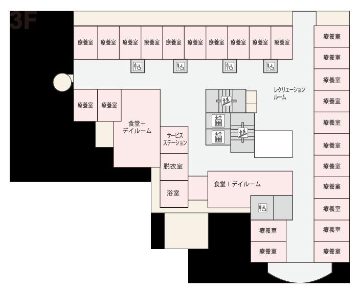 ゆりの木3階